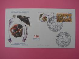 Enveloppe 1er Jour FDC SPM/Saint Pierre Et Miquelon. N0486 LE MARECHAL FERRANT Oblitération 7.04.1999 - St.Pierre Et Miquelon