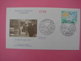 Enveloppe 1er Jour FDC SPM/Saint Pierre Et Miquelon. N°758 LA PHILATELIE Oblitération 15.10.1994 - St.Pierre Et Miquelon