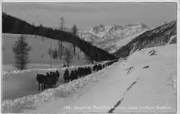 05-MONT-GENEVRE- MASSIF DU PELVOUX, ROUTE DE MONT-GENEVRE - Autres Communes