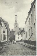 CHIMAY : La Rue Du Four - Cachet De La Poste 1909 - Chimay