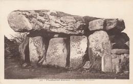 Postcard Plouharnel Carnac Dolmen De Crucuno My Ref  B13485 - Dolmen & Menhirs