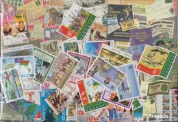 Vanuatu Briefmarken-200 Verschiedene Marken - Vanuatu (1980-...)