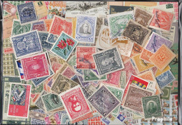 El Salvador Briefmarken-200 Verschiedene Marken - El Salvador