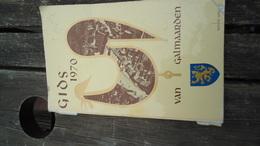Gids Van Galmaarden 1970 (eefste Uitgave) - (zie Details) - Histoire