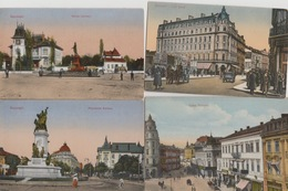 19 / 8 / 190. - 5. CPA. DE. BUCURESTI. - Roumanie