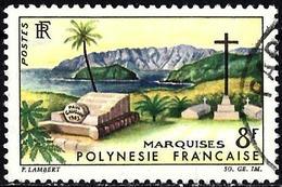 French Polynesia 1964 - Mi 41 - YT 33 ( Marquesas Islands ) - Polynésie Française