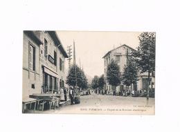 42 - FIRMINY - Fayol Et La Station électrique - Firminy