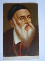 Tableau Schilderij Tiziano Titiaan Titian Vecellio Gelopen Circulée 1905 Gand - Artistes