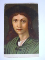Tableau Schilderij Andrea Del Sarto Gelopen Circulée 1905 Gand - Artistes