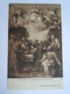 L'Assomption De La Sainte Vierge Hemelvaart Maria Par Van Loon LL 136 Musée Royal Anvers Belgique - Vierge Marie & Madones