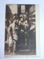 La Vocation De Saint Mathieu Par Van Veen LL 145 Musée Royal Anvers Belgique - Saints