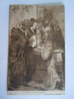 La Circoncision De Jesus De Besnijdenis Van Jezus Par K. Fyol LL 341 Musée Royal Anvers Belgique - Jésus