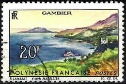 French Polynesia 1964 - Mi 42 - YT 34 ( Gambier Islands ) - French Polynesia