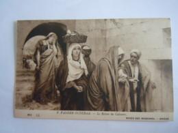 Le Retour Du Calvaire Par P. Vander Ouderaa LL 291 Musée Des Modernes Anvers Belgique - Lieux Saints