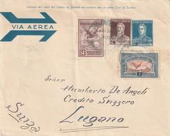 ARGENTINA AIR MAIL COVER - Altri