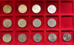 GIAPPONE Japan 100 Yen 1964 Olimpic Games + 1975 Expo + Phenix +rice +1967-68-71-72-73-74-80-88-90 D.6898-6910 - Giappone
