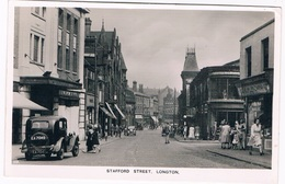 UK- 3234   LONGTON : Stafford Street - England