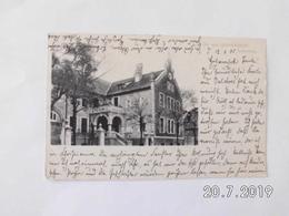 Quedlinburg. - Dr.med.Schrader. (17 - 8 - 1905) - Quedlinburg