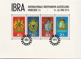 Germany IBRA PPC - Stamps (pictures)