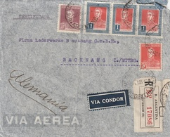 ARGENTINA AIR MAIL COVER - Argentinië