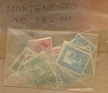 Montenegro Entre 67 Et 111* Avec Charnière - Montenegro