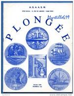 Plongée N° 163 - Amicale Des Anciens Des Sous-Marins - 1980 - Hommage à L'Eurydice - Revues & Journaux