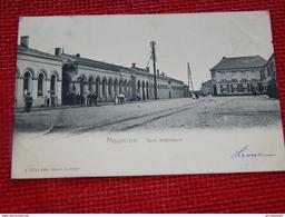 MOUSCRON  -  Gare Extérieure    -   1904 - Mouscron - Moeskroen