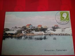 KOLONIEN FISKENAES - Islande