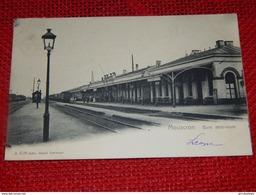MOUSCRON  -  Gare Intérieure    -   1904 - Mouscron - Moeskroen