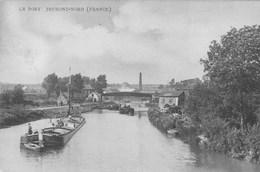Le Port.  Jeumont-Nord  Scan - Jeumont