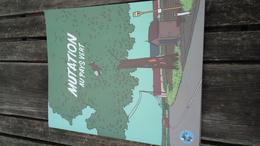 Mutation Au Pays Vert  ( édition - Maison De La Culture D' Ath (voir Détails) - Belgique