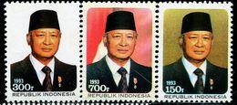 ID0500 Indonesia 1993 President Suharto 3V - Indonesia