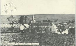 Environs D'ARLON - CHATILLON : Panorama - Cachet De La Poste 1907 - Arlon
