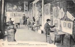 23-FELLETIN-ATELIERS DES ARTISTES PEINTRES EN TAPISSERIES, MAISON BOURNARET - Felletin