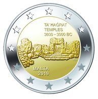 MALTA / MALTE - 2 Euro 2019 - Ta Hagrat - UNC - Disponibles! - Malta