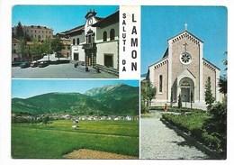 Lamon (BL) - Non Viaggiata - Italië