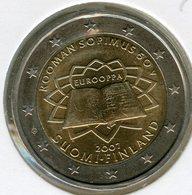 Finlande Finland 2 Euro 2007 30 Ans Du Traité De Rome UNC - Finlande
