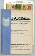 57. E. Mohrmann Auktion Hamburg 1948  - Früher Auktionskatalog - Catalogues For Auction Houses