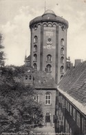 Postcard Copenhagen View Of The Round Tower From The Regens Court PU 1953  My Ref  B13491 - Denmark