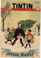HEBDOMASAIRE TINTIN N°51 DE 1950 - Tintin