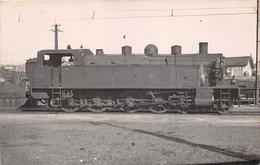 """¤¤   -  Carte-Photo D'une Locomotive Du """" P.O. Midi """" N° 240-508  En Gare     -  Chemin De Fer   -  ¤¤ - Matériel"""