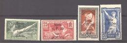 Syrie  :  Yv  149-52  *      ,     N2 - Syria (1919-1945)