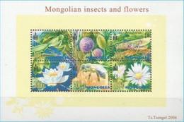 Insectes - Abeilles/Insecten - Bijen** - Mongolie/Mongolië - Mongolie