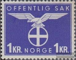 Norvegia D54 MNH 1942 Sonnenkreuz - Nuevos