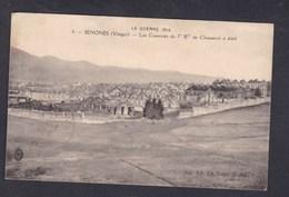 Vente Immediate Senones (88) Guerre 14-18 Casernes Du 1er Bataillon De Chasseurs à Pied Ed. Cablé) - Senones