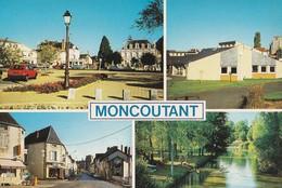 MONCOUTANT. - Multivues. CPM - Moncoutant