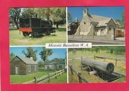 Modern Multi View Post Card Of Busselton, Western Australia, Australia,Z24. - Australia