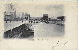 TOURNAI - Le Pont Des Trous - Carte Précurseur Ayant Circulé - Tournai
