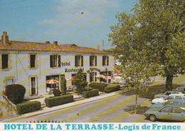 MAULEON. - L'Hôtel De La TERRASSE. CPM RARE - Mauleon