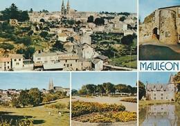 MAULEON. - Multivues. CPM - Mauleon
